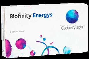 Biofinity® Energys