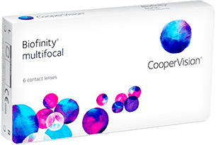 Biofinity® Multifolcal