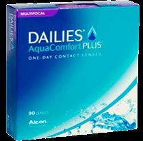 DAILIES AquaComfort Plus Multifocal